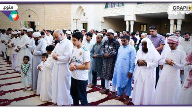 حكم صلاة العيد في المنزل
