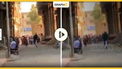 هروب امام مسجد بمصر