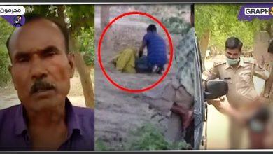 رجل يقتل زوجته