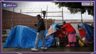 المشردين في كليفورنيا1