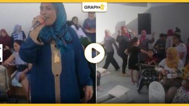 حفلة شعبية تونسية