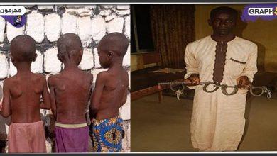 واعظ نيجيري يحتجز أطفال