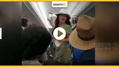 مخمورة مكسيكية توقف رحلة طيران
