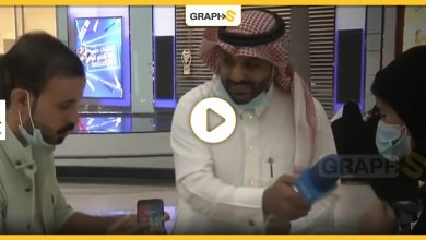 السعودي أحمد العطوي