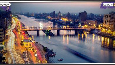 مدينة المنصورة المصرية