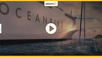 أكبر سفينة شحن قابلة للتمدد بالعالم