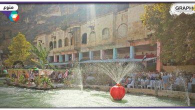 مهرجان غريب الرمان إدلب