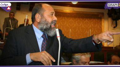وفاة برلماني مصري