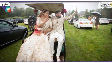 إقامة حفل زفاف في السيارات