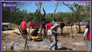 سقوط نيزك في المكسيك