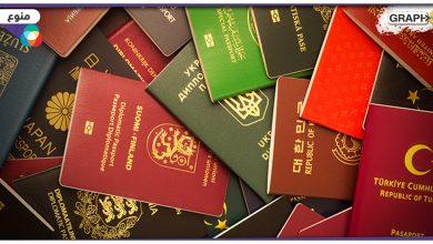 أضعف 10 جوازات سفر في العالم