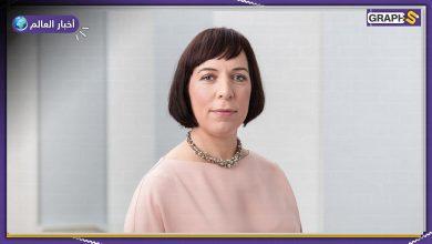 وزيرة التعليم الإستونية