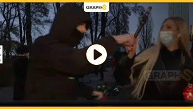 مراسلة أوكرانية