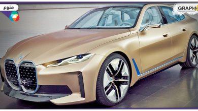 سيارة i4 الجديدة