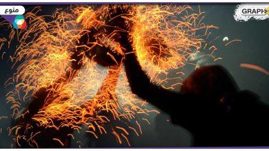 الألعاب النارية