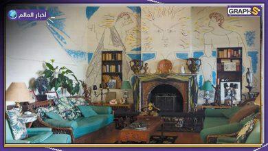 بيوت فنانين ومشاهير