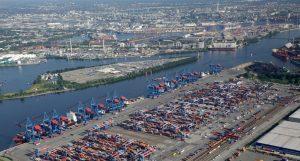 تهريب الـ كوكائين في ميناء هامبورغ
