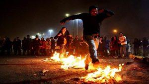 احتفالات شعبية إيرانية