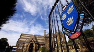 إغلاق مدرسة في إنجلترا