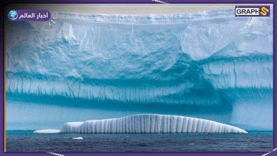 كارثة تحت جليد أنتاركتيكا