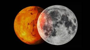 9 ظواهر فلكية يشهدها مارس
