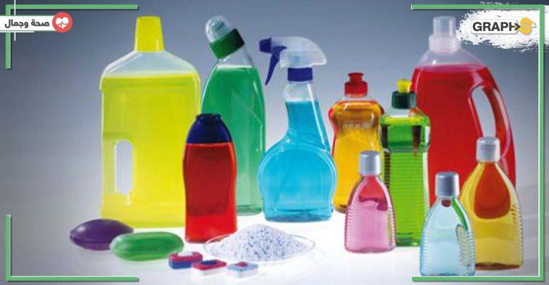 مادة كيميائية في المنظفات
