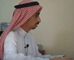 الشاب أحمد المصاب بـ طيف التوحد