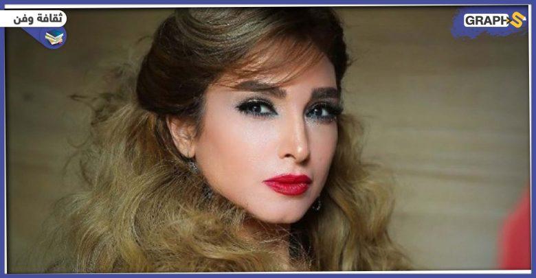 الفنانة المصرية روجينا