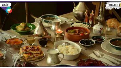 9 نصائح لتزيين مائدة الإفطار في شهر رمضان
