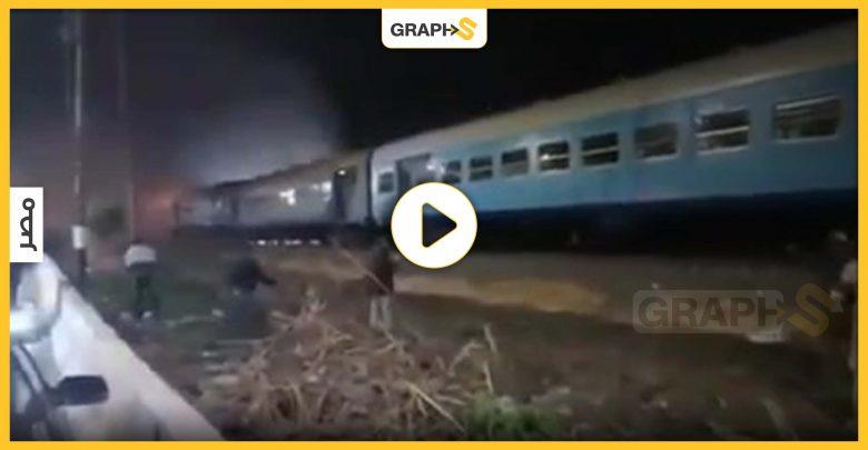 قطار منيا القمح