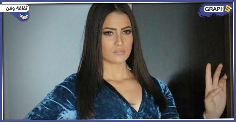 الممثلة التونسية يسرا المسعودي