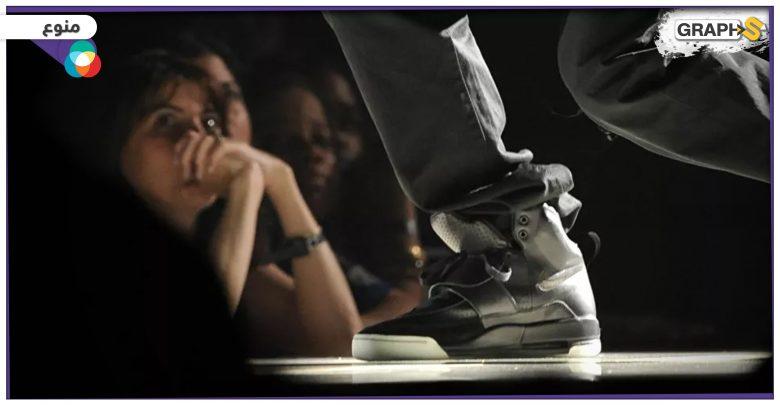 بيع حذاء بمبلغ 1.8 مليون دولار
