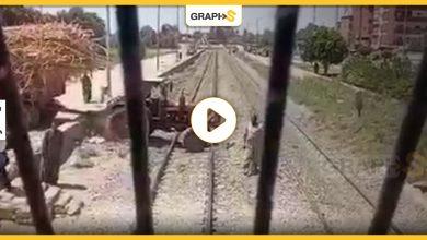 سائق قطار مصري