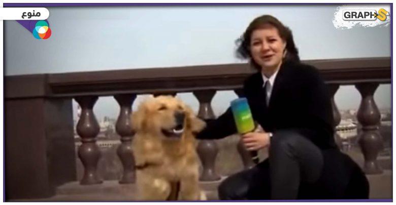 مذيعة روسية