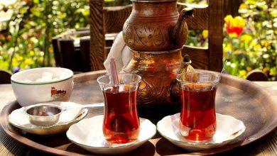 إعداد الشاي