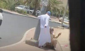 الوافد المسن في الكويت