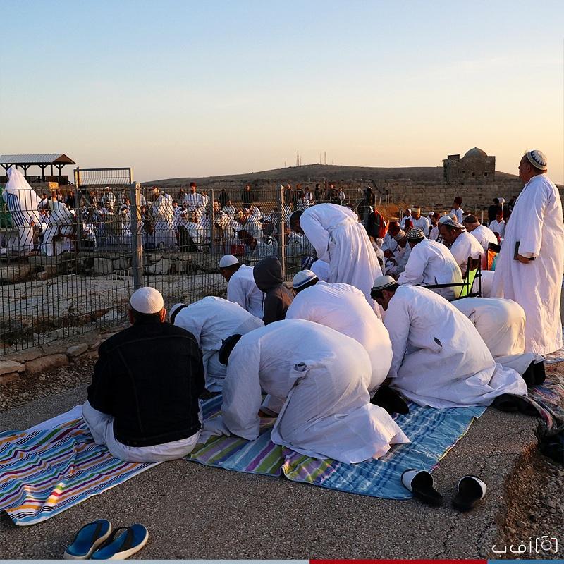 ر الديانة السامرية الإسرائيلية