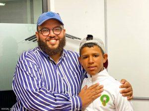 الفتى المغربي أشرف يحظى بحياة جديدة