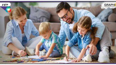 ألعاب للاستمتاع مع العائلة