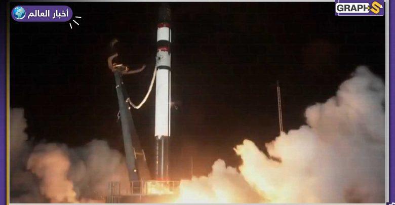 الصاروخ الأمريكي التائه