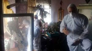 سيدة تجمع 20 طن قمامة في منزلها بـ تركيا