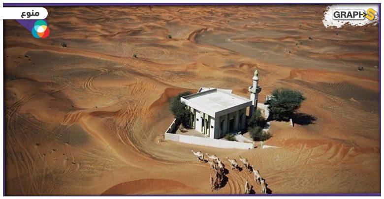 قرية المدام الإماراتية