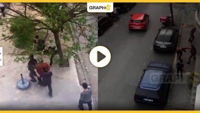 شجار عنيف لعشرات السوريين في إسطنبول