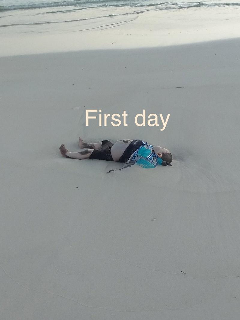 شواطئ ليبيا وجثث صغار مرتمية
