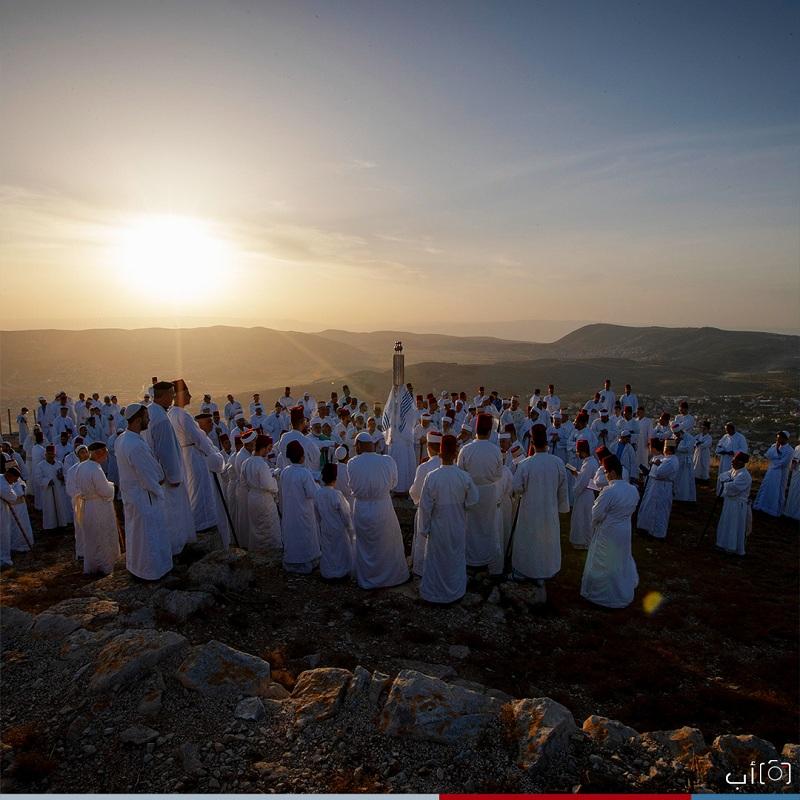 الديانة السامرية الإسرائيلية