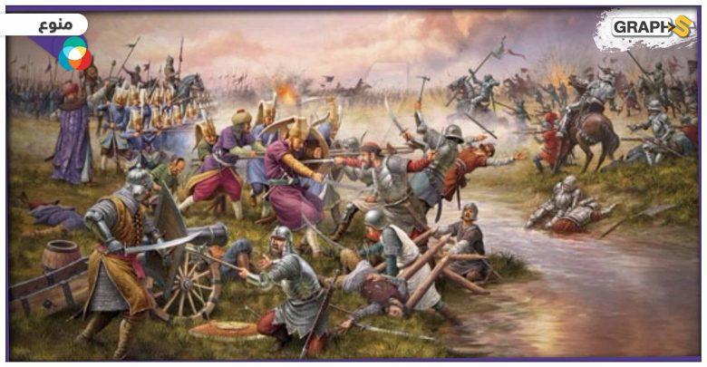 الصحابية التي قتلت سبعة من الروم