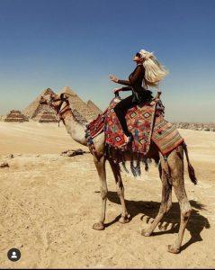 مغنية بلغارية تثير جدلاً في مصر