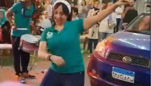 وصلة رقص في مصر
