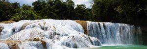 أجمل الأماكن الطبيعية شلالات Agua Azul