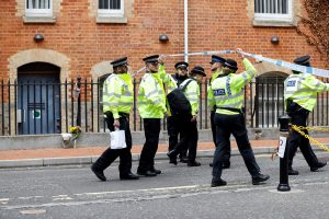 الشرطة البريطانية تلقي القبض على أصغر تاجر ممنوعات